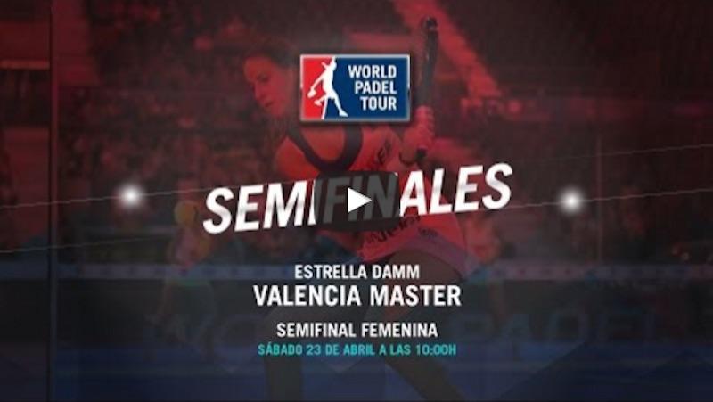 Semifinales femeninas WPT Valencia 2016