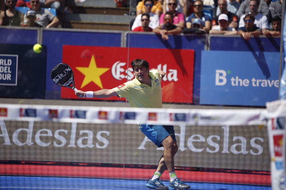 Cristian Gutiérrez entra en cuartos de final con la Siux Spartan