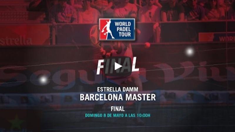 FInal femenina Master WPT Barcelona 2016