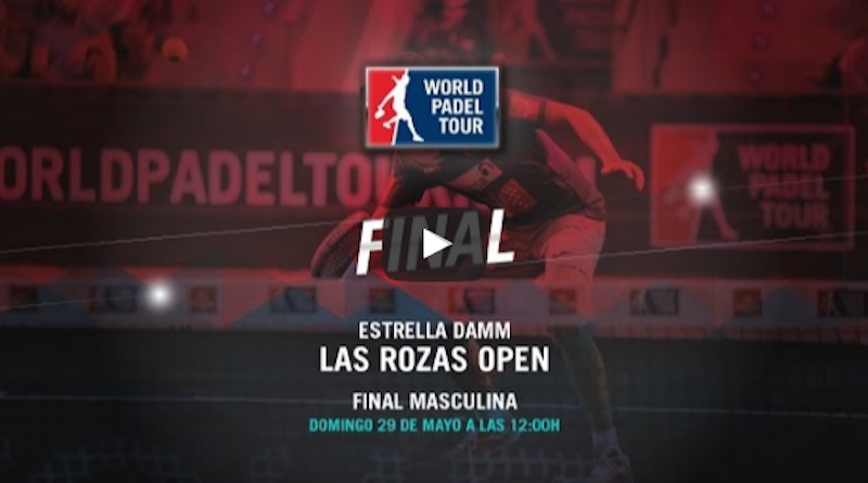 Final Masculina WPT Las Rozas 2016