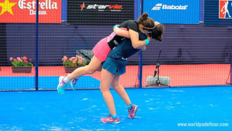 Crónica finales Máster World Padel Tour Barcelona 2016