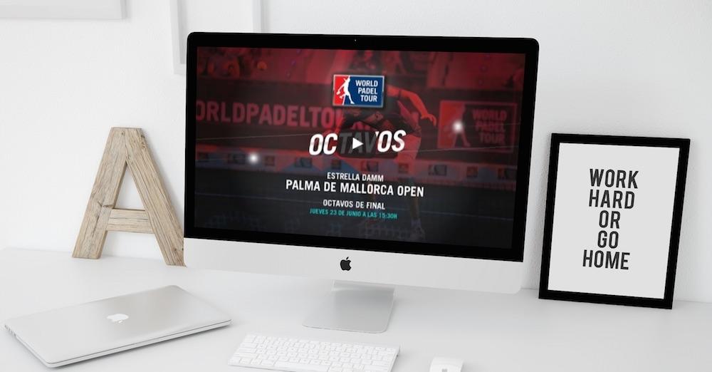 Octavos World Padel Tour Palma de Mallorca 2016 en directo y online
