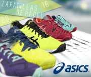 Asics sigue sorprendiendo con nuevas zapatillas de pádel