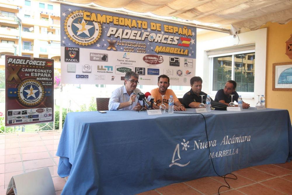 X Campeonato de España PadelForces