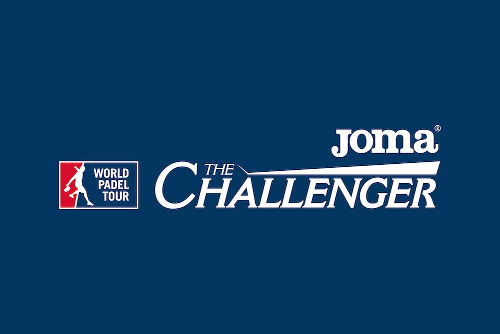 Joma Challenger Joma apuesta por los Challenger del World Padel Tour