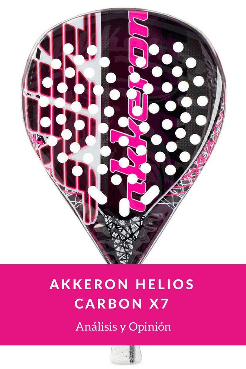 Akkeron Helios Carbon X7