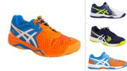 ¿Cuáles son las 5 zapatillas de Asics para pádel más vendidas?