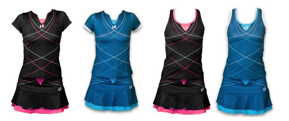 TExtil femenino LX Planet Colección de textil para esta temporada de LX Planet