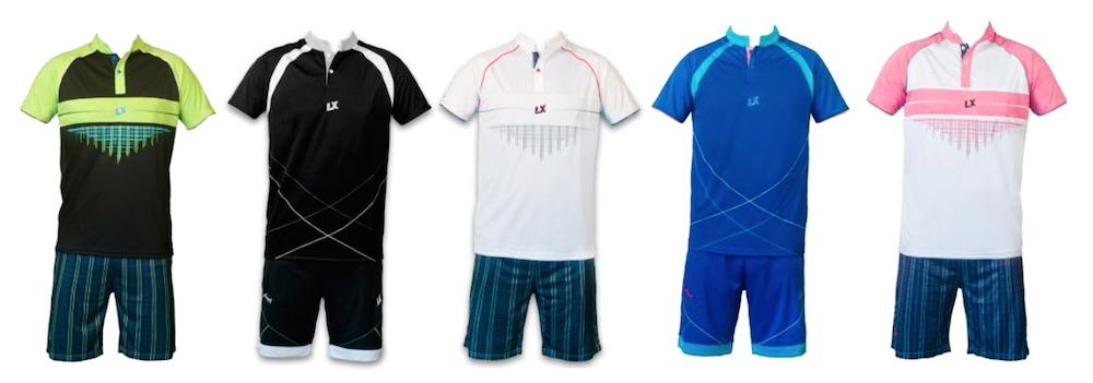 TExtil masculino LX Planet Colección de textil para esta temporada de LX Planet