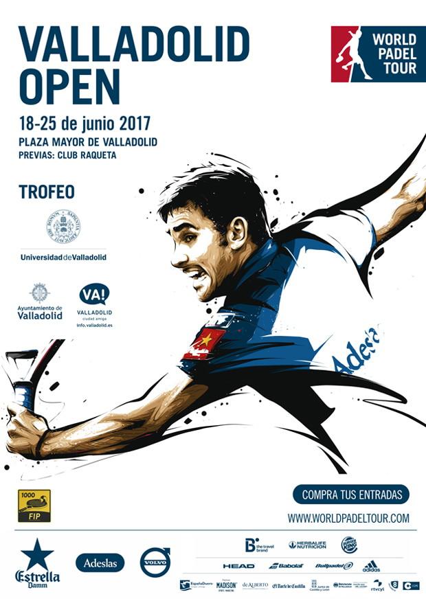 WPT Valladolid 2017 Cuadros y horarios World Padel Tour Valladolid 2017