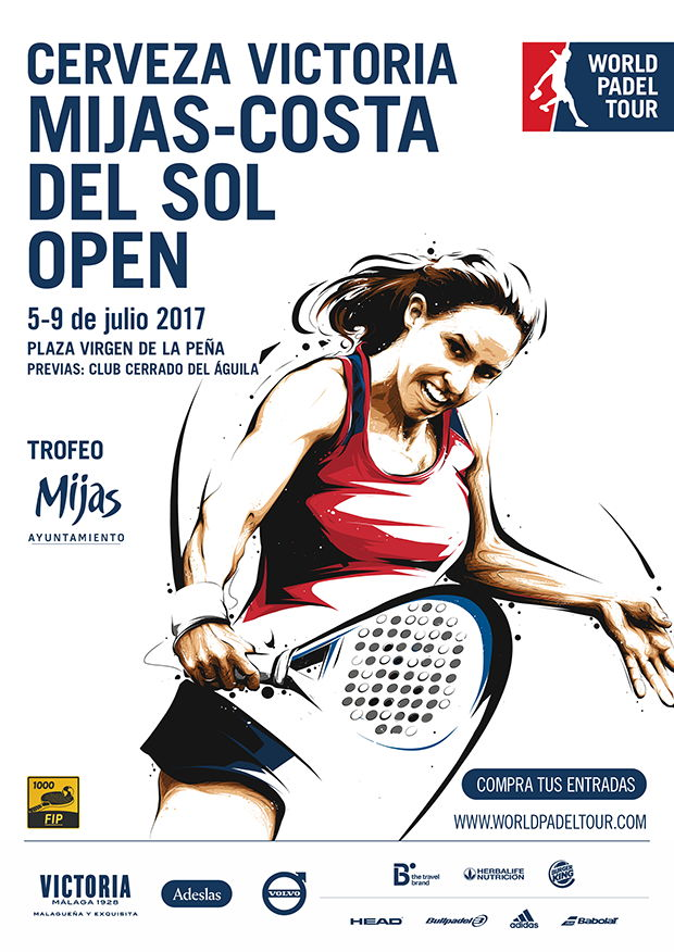 Cerveza Victoria Mijas-Costa Del Sol Open 2017