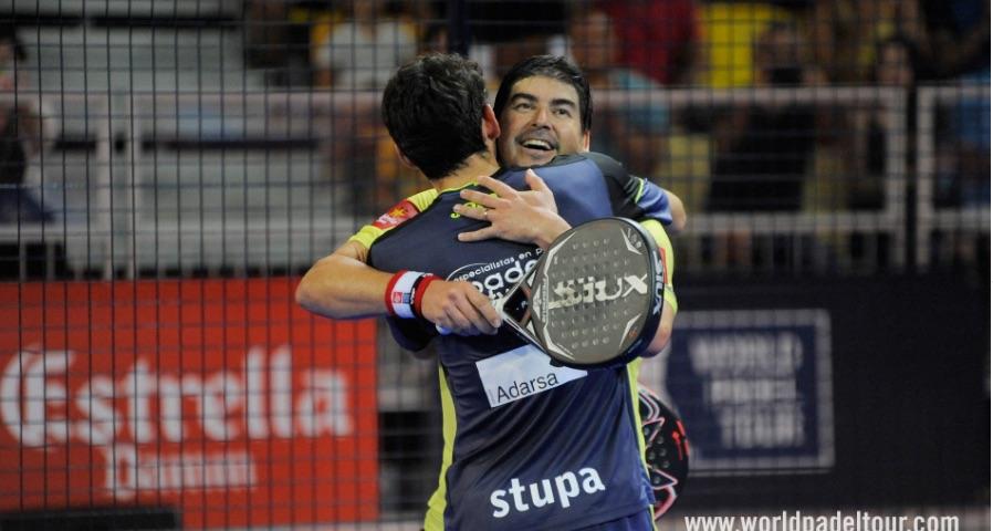 Stupaczuk y Cristian Gutiérrez vencen en el World Padel Tour Gran Canaria 2017