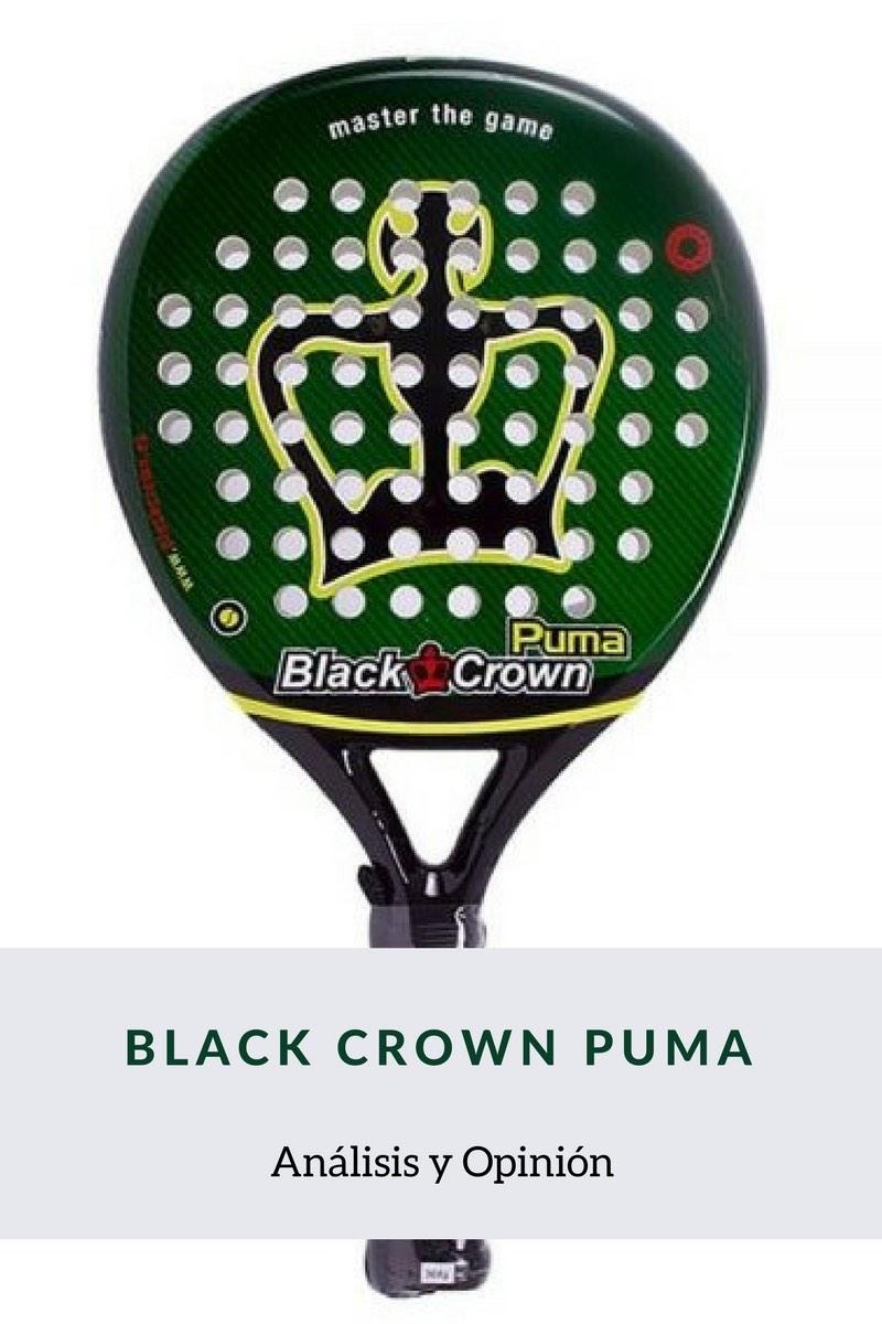 Análisis y opinión Black Crown Puma