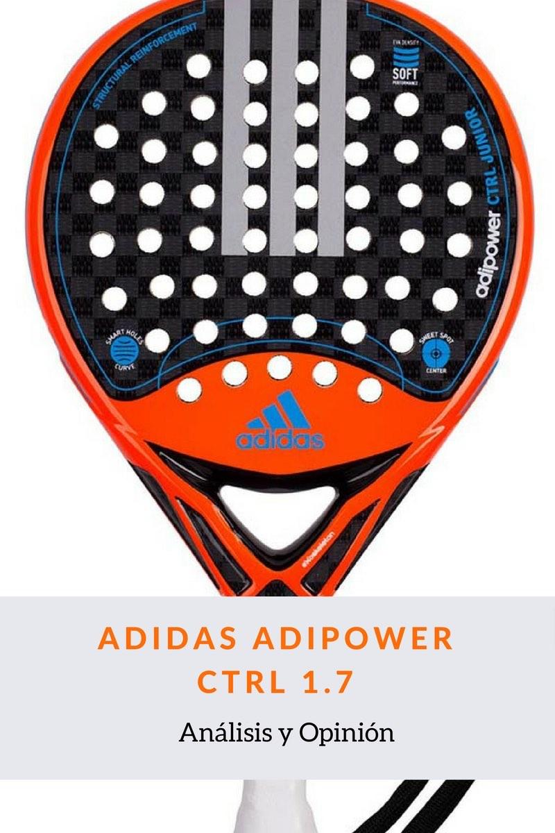 Adidas Adipower Ctrl 1.7