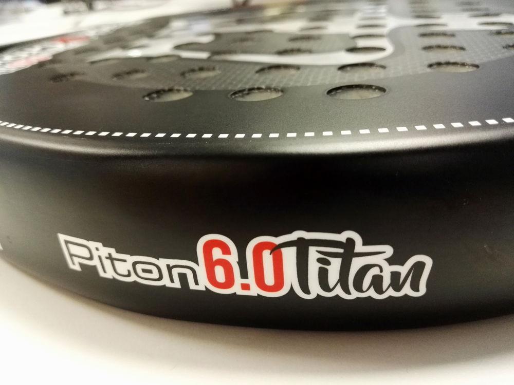 Black Crown Titanium Black Crown Piton 6.0: más potencia para una pala TOP