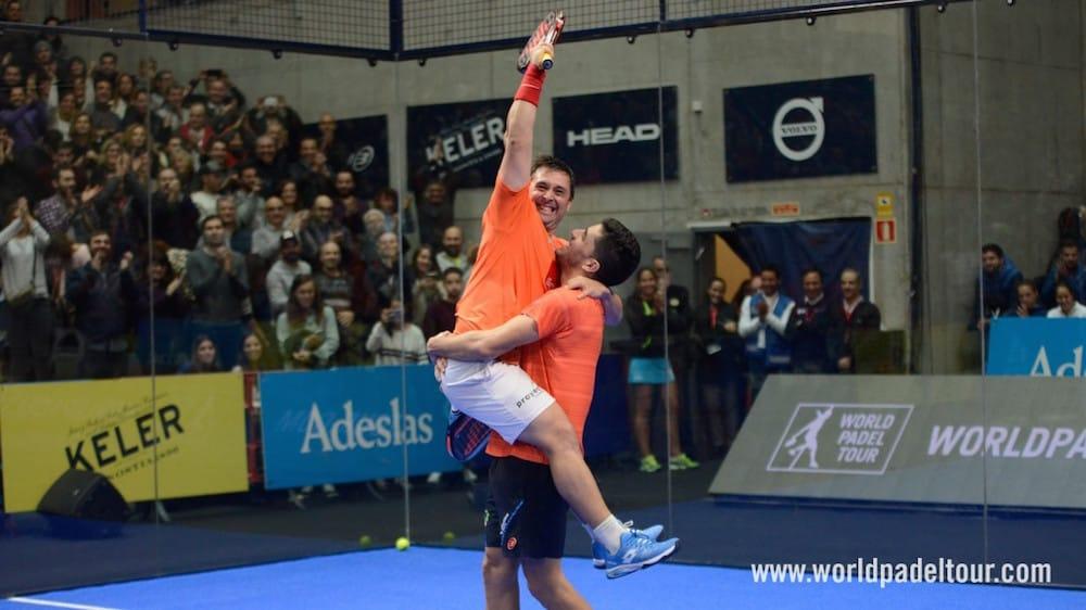 Mati - Maxi y las Gemelas Alayeto, triunfadores en el Keler Bilbao Open 2017
