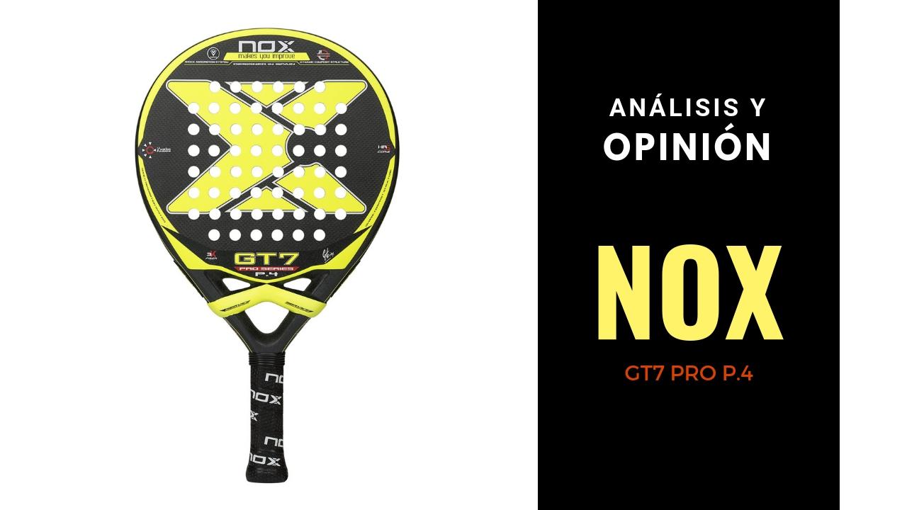 Análisis y Opinión Nox GT7 Pro P.4