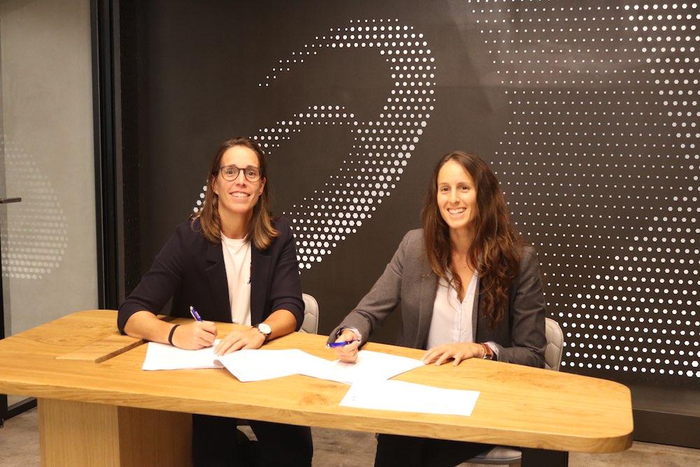 Sainz Triay Asics Padel 2019 Gemma Triay - Lucía Sainz, nueva pareja Asics