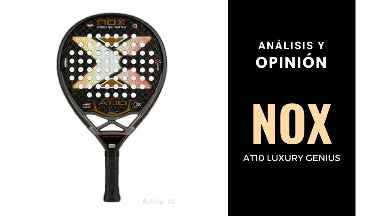 Análisis y Opinión Nox At10 Luxury Genius