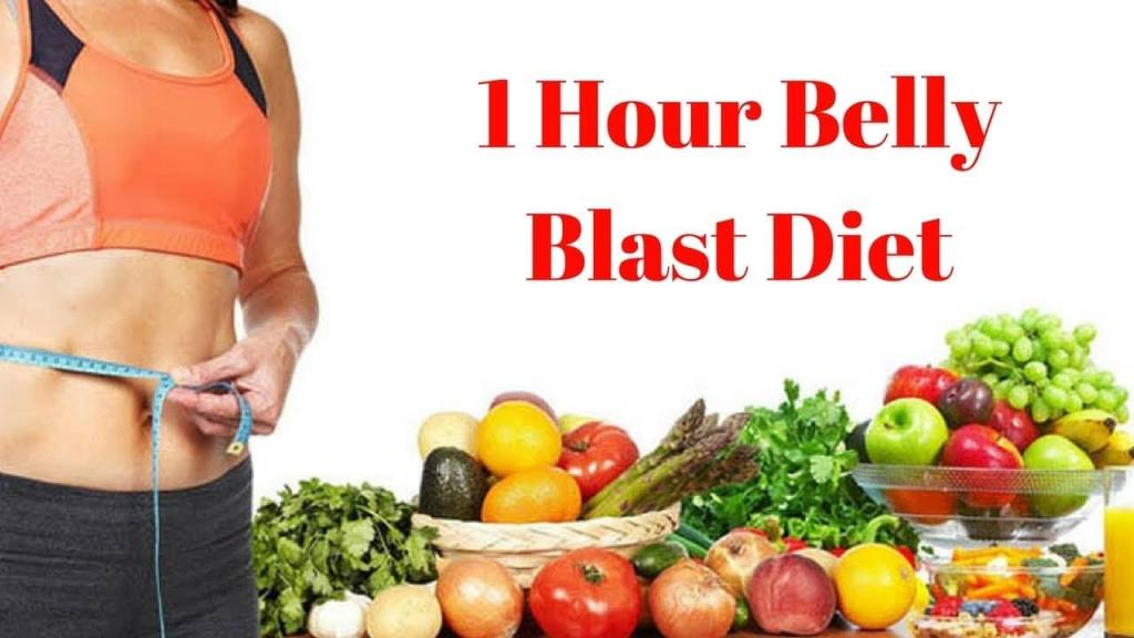 1 Hour Belly Blast Review