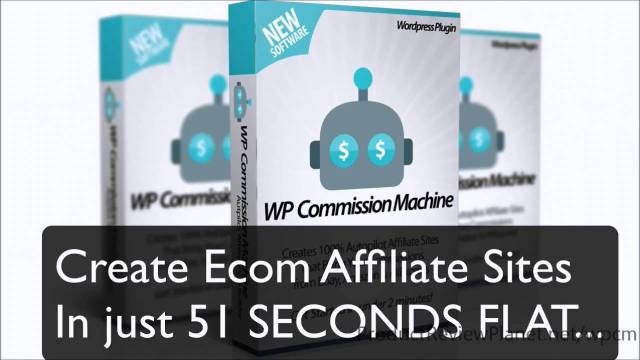 wp commission machine review