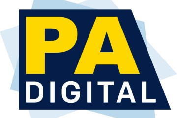 PA Digital Logo