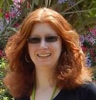 Headshot, Martina Soden