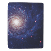 Galaxy photograph blue tints iPad cover