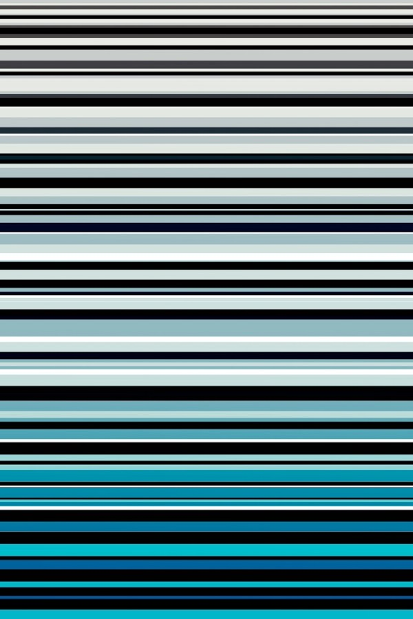 Abstract design series: horizontal lines.