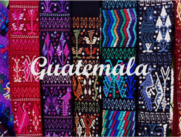 Photographs of Guatemala: Antigua Guatemala, Lake Atitlán, Textiles and more.