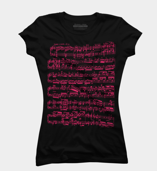 sheet-music-design-in-pink-womens-tee