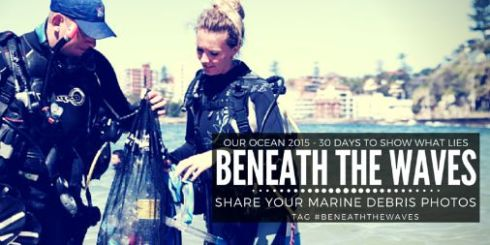 beneath the waves project aware