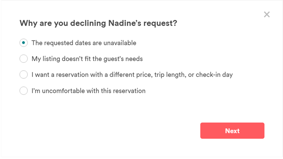 Understanding Airbnb Booking Inquiries And Reservation Requests Padlifter