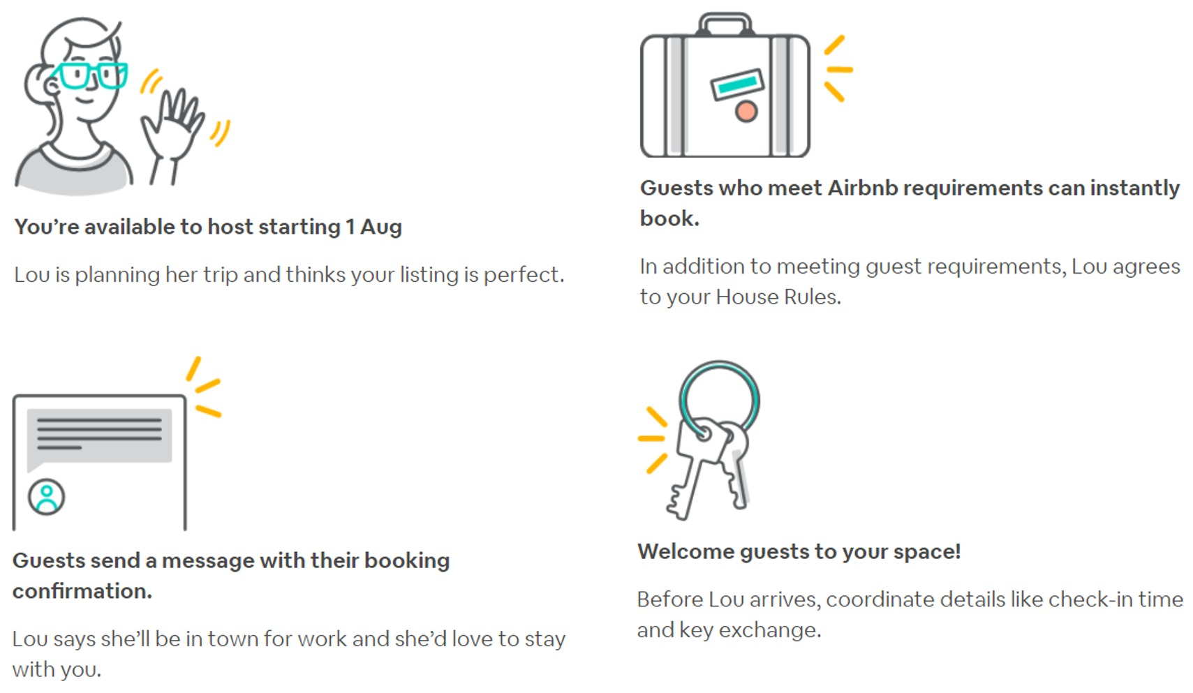 Listing Your Place on Airbnb - Step 3: Get Ready for Guests - Padlifter