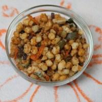 Avari kudumullu / Rice flour snack