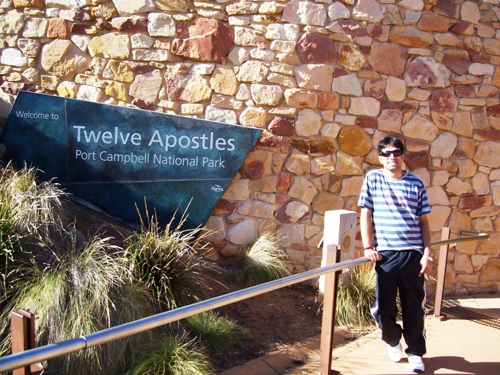 Twelve Apostles Entry