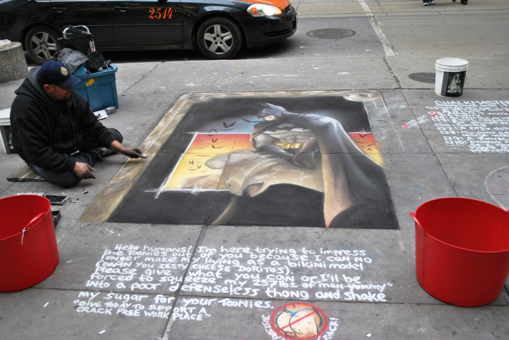 Street Art - Toronto Downtown