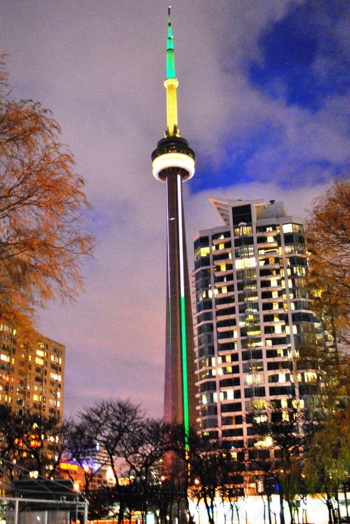 CN Towers