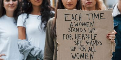 ISRAELI WOMEN ON THE MARCH FOR PEACE