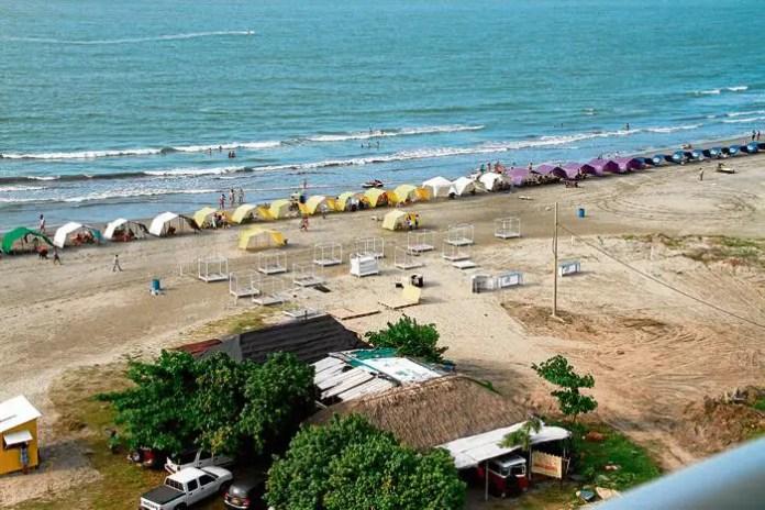las playas mas hermosas de colombia