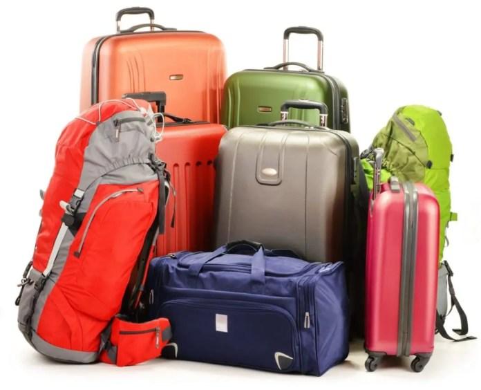 Hacer maletas como experto equipaje