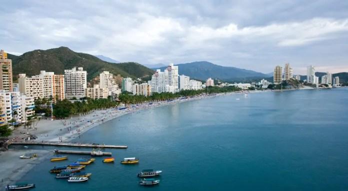 sitios turisticos de cada departamento de colombia