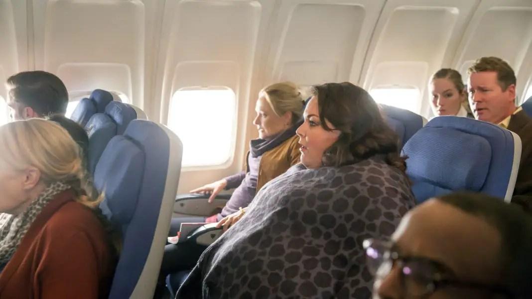 Cómo se siente viajar en avión cuando tienes sobrepeso