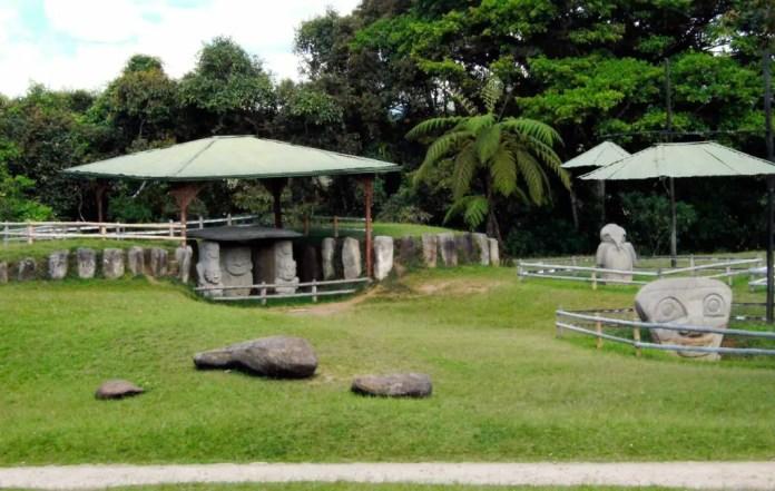 parques arqueologicos de colombia
