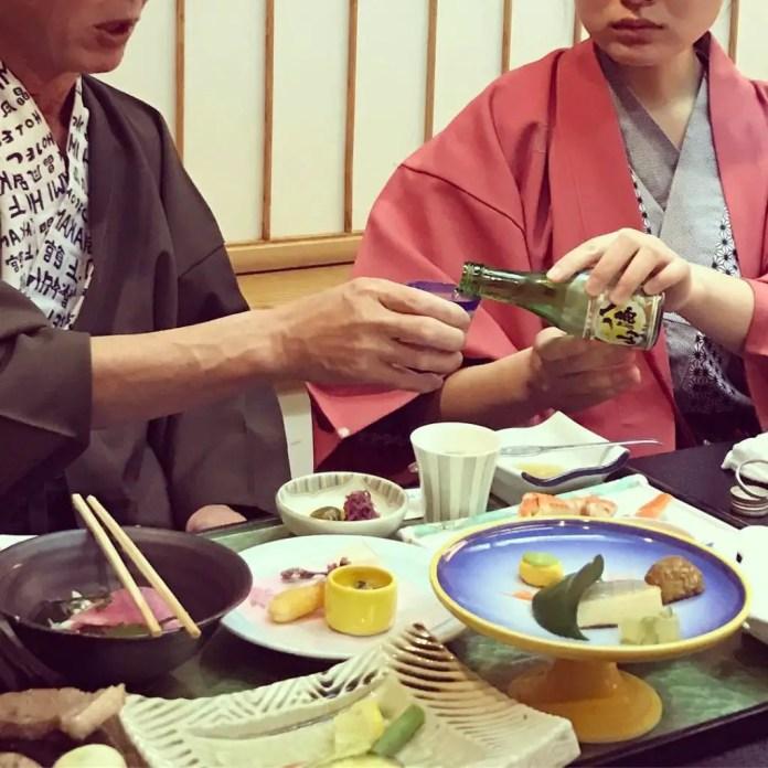 costumbres y etiqueta japonesa