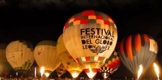 festival internacional del globo en leon