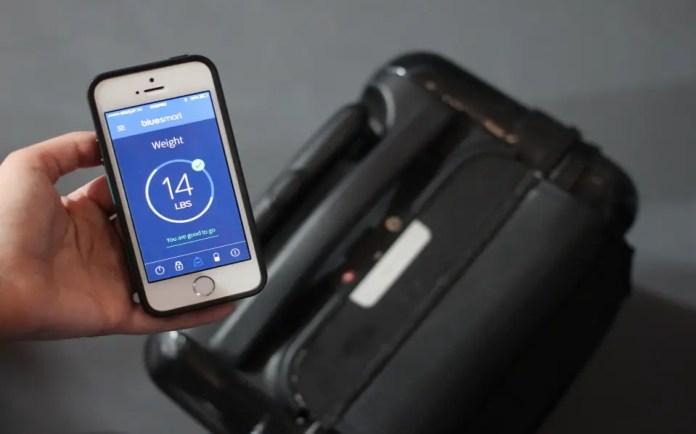 Maletas con GPS para viajeros