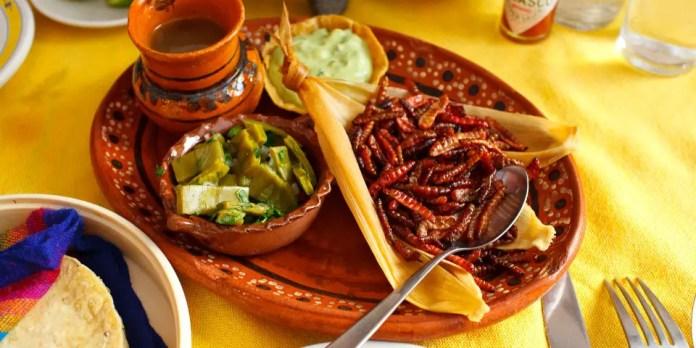 mercado de san juan comida exotica