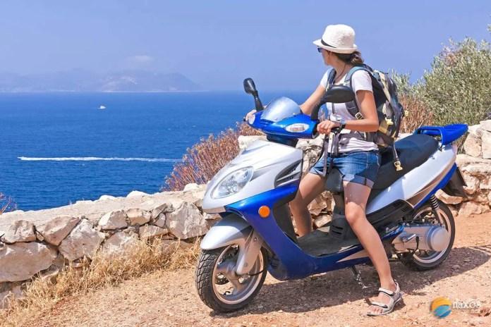 alquiler de motos turistas