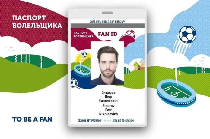 tarjeta FAN ID